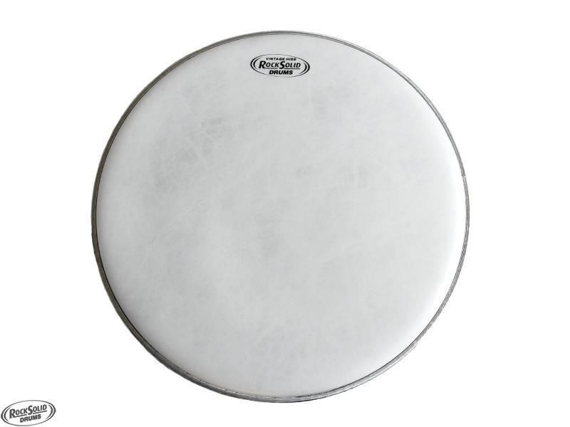 13 rocksolid vintage hide fibre skin snare drum head skin rock solid drums. Black Bedroom Furniture Sets. Home Design Ideas