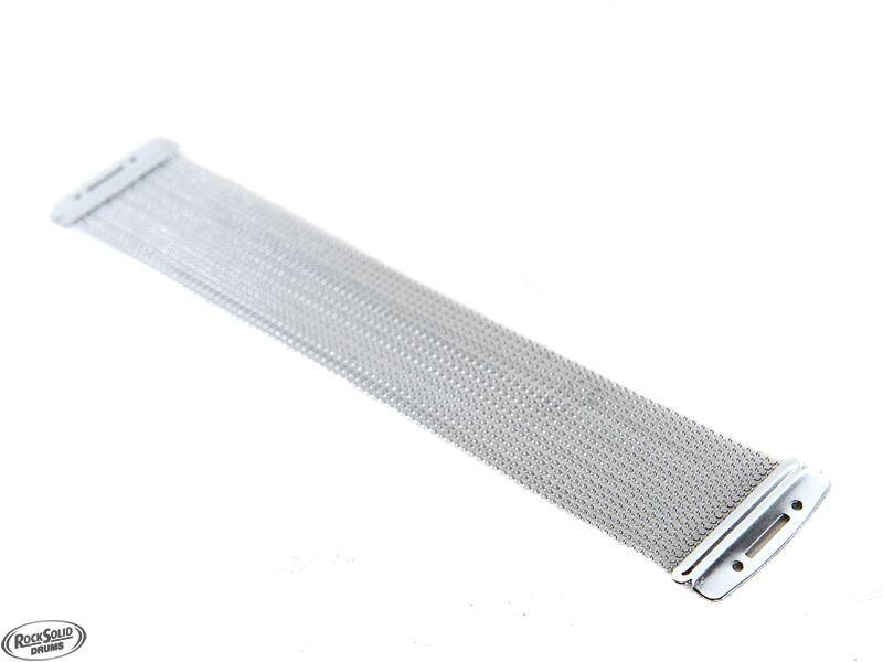 Snare Wires + 2 Mylar Straps For 14″ Snare Drum – 20 Strand – Rock ...